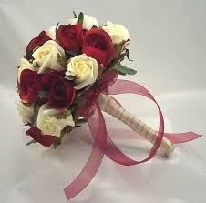 Silk Bridal Bouquets 17 Bästa Bilder Om Wedding Flowers På Pinterest Blomma Buketter