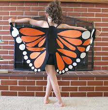 Butterfly Halloween Costumes Girls Love Sew Diy Halloween Costume Ideas Monarch