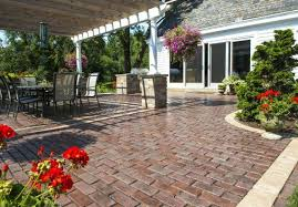 Patio Stones Kitchener Perfect Patio Pavers And Designs For Your Landscape Unilock