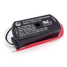 outdoor lighting 150watt 12vac electronic encapsulated transformer