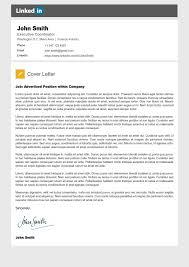 Resume Builder From Linkedin Linkedin Cover Letter Cv Resume Ideas