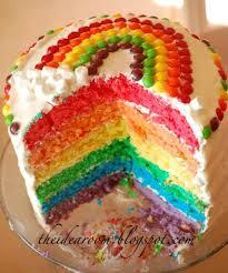 45 rainbow cake singapore images cake photos