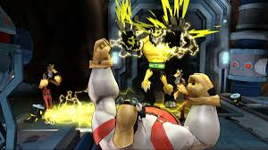 ben 10 omniverse game giant bomb