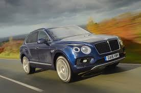 bentley suv 2016 2016 bentley bentayga diesel review review autocar