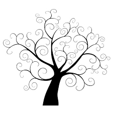53 free tree clipart black and white cliparting