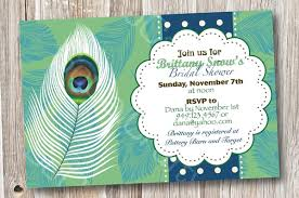 peacock invitations peacock bridal shower invitations peacock bridal shower invites