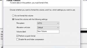 how to fix hard disk format error internal external and memory