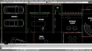 designing architectural plans in autocad and photoshop 2017 25