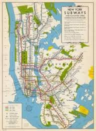 map for new york maps of new york posters and prints at