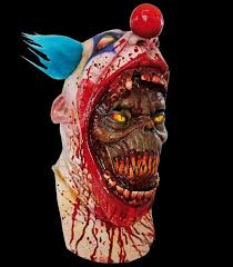 Scary Clown Halloween Costumes 25 Scary Clown Mask Ideas Creepy Clown Scary
