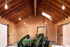 elk valley tractor shed fieldwork design u0026 architecture archdaily