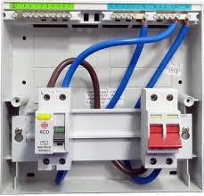 nhrs6sl 6 ways split load consumer unit c w 100a dp main switch