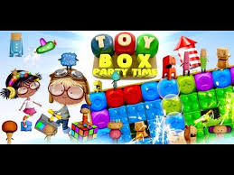 toy box party time blast cubes android apps on google play