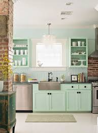 Turquoise Cabinets Kitchen 103 Best Turquoise With Citron Images On Pinterest Colors