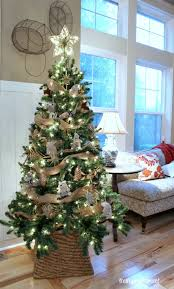 theme christmas tree my woodland christmas tree reveal the inspired room