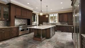 kitchen floor tiling ideas kitchen fascinating kitchen floor tiles with cabinets