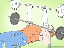 Proper Bench Form How To Bench Press 13 Steps With Pictures Wikihow