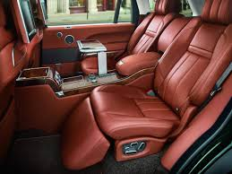 2016 land rover range rover interior the 285 000 range rover holland u0026 holland is the most expensive