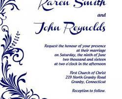 wedding invitations templates free wedding invitations templates