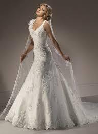 robe de mari e simple dentelle robe de mariée en dentelle asymétrique bretelle look11535