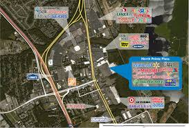Charlotte Nc Zip Code Map by North Pointe Plaza Phillips Edison U0026 Company