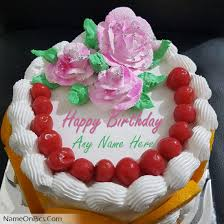 happy birthday cake with name edit for facebook u2013 cute love texts
