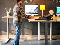 Stand Up Desk Office Standing Desks Los Angeles Office Furniture Crest Office Furniture