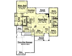 really liking this one simple and spacious house plans