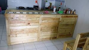 Pallet Kitchen Island Wonderfully Diy Pallet Kitchen Island Projects Recycled Pallet Ideas