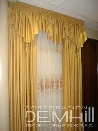 cenefas de tela para cortinas como hacer cenefas de cortinas modernas cortina tipo