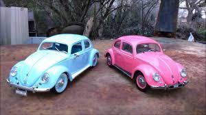 volkswagen buggy pink duo vw kafer beetle coccinelle 1 18 burago blue u0026 autoart pink