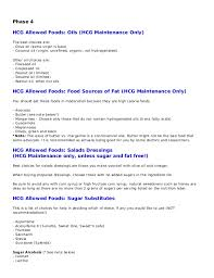 total life changes hcg life drops program foods allowed phase 2 5