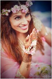 wedding flowers jewellery guilty bytes indian fashion style beauty