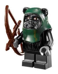 lego star wars 7956 ewok attack amazon co uk toys u0026 games