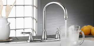 choosing a kitchen faucet cadet kitchen collection american standard
