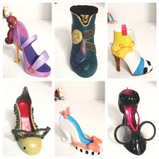7 new disney runway shoe ornaments arrived
