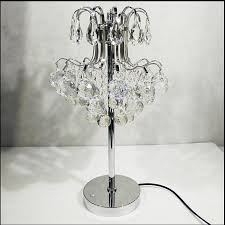 Crystal Desk Lamp by Led D150mm H420mmluxruy Crystal Table Lamp Fashion K9 Table Lamp