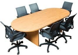 Office Boardroom Tables Racetrack Boardroom Table Omni Office Furniture Vancouver
