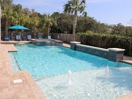 private largest in area 49ft long pool homeaway miramar beach