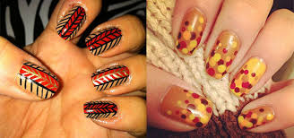 15 easy thanksgiving nail designs ideas trends stickers