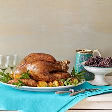 butter and herb roast turkey recipe