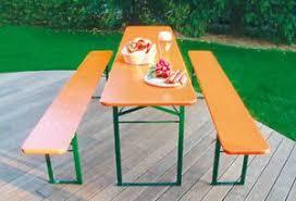 German Beer Garden Table by Muliro Gardens Bench On Popscreen