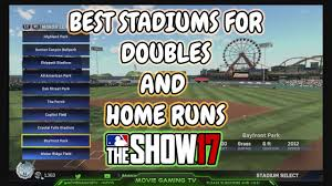 17 Best Images About Mlb - best stadiums to hit doubles and home runs mlb the show 17 team epic