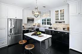 ikea upper kitchen cabinets top kitchen cabinets black bottom and white top kitchen cabinets