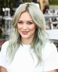 stylish hair color 2015 celebrity silver hair colors to try in 2016 haircuts hairstyles