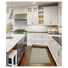 4 X 5 Kitchen Rug Tan Medallion Kitchen Rugs Threshold Target