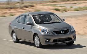 grey nissan versa hatchback 2012 nissan versa sedan first drive automobile magazine
