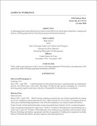 Printer Resume Free Resume Templates Free Resume Templates