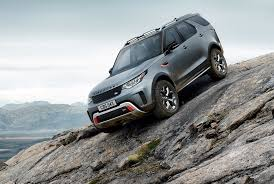 land rover suv 2018 the all new high performance 2018 land rover discovery svx u2022 gear