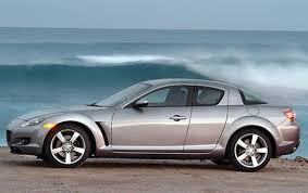 2007 mazda rx 8 information and photos zombiedrive